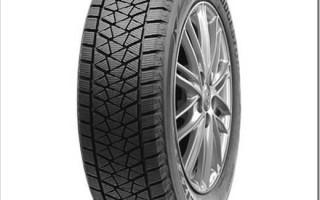 Шины Bridgestone Blizzak DM-V2 — отличное сцепление, высокая управляемость!