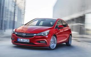 Opel Astra признан лучшим европейским автомобилем – 2016