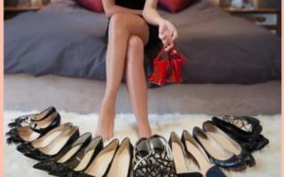 Как сделать правильный выбор женской обуви?