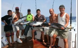 Особенности рыбалки в Средиземном море в Испании