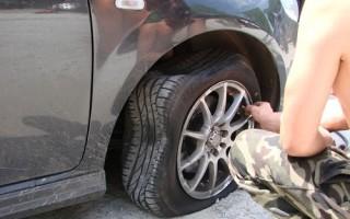 Накачиваем шины азотом