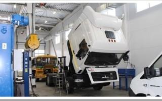 Какой ремонт и обслуживание требуется грузовым автомобилям