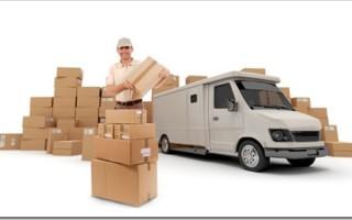 Услуги транспортных компаний при квартирных переездах
