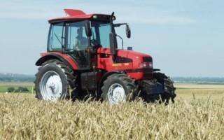 Трактор МТЗ — технические характеристики