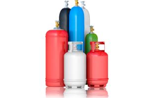 Виды технических газов