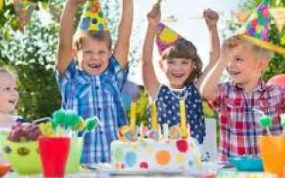 Особенности проведения детского праздника в развлекательном центре