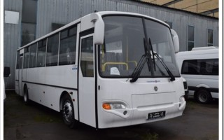 Автобус КАВЗ: характеристики и предназначение