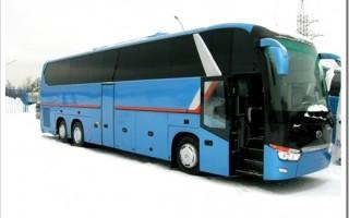 Доставка автобусом решит многие вопросы