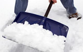 Как быстро убрать снег