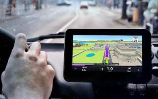 Автомобильные GPS навигаторы это надежные спутники водителей