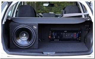 Сабвуферы в автомобиле, как способ слушать качественную музыку