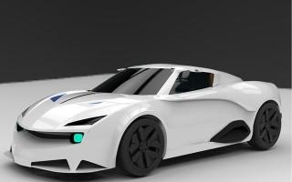 Индийская Mean Metal Motors анонсировала суперкар M-Zero