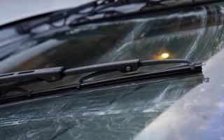 Почему скрипят автомобильные дворники