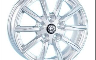 Достоинства дисков Replica Toyota