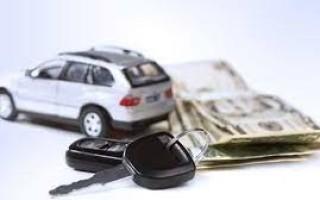 Практичность приобретения бу автомобиля в кредит в салоне