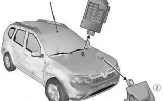 Предохранители и реле Renault Duster: схема и описание