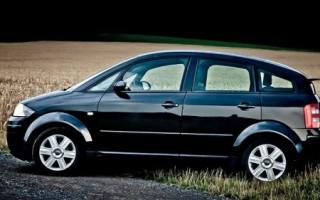 Audi F2 – обзор автомобиля