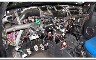 Основные неисправности электроники автомобилей