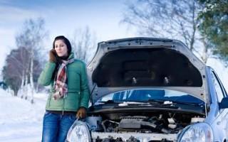 Как завести машину зимой?