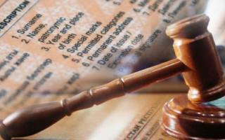 За какие правонарушения могут лишить водительских прав