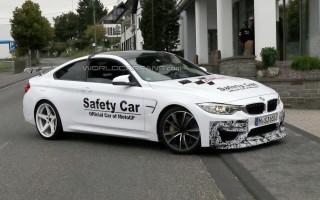 BMW M4 GTS 2016 может получить название CSL