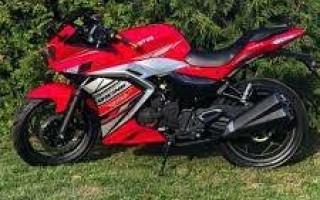 Особенности выбора мотоцикла для городской езды