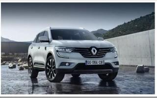 Renault Koleos 2017 — характеристики