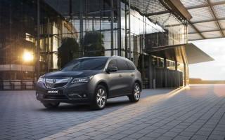 Acura MDX 2016 выходит на российский рынок