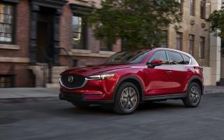 Официально представлена Mazda CX-5 нового поколения