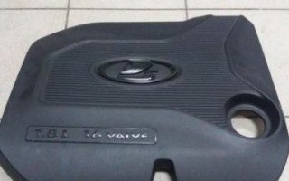 Лайфхак: Крышка двигателя Лада Веста