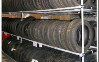 Как определить направление протектора шин?