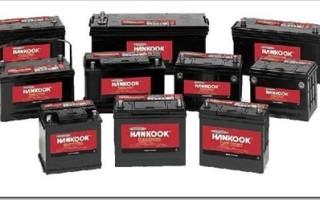 Обзор характеристик авто аккумуляторов Hankook
