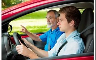 Как научиться водить машину?