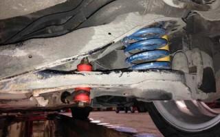 Замена задних стоек стабилизатора Форд Фокус 2: что нужно знать для замены стоек стабилизатора Форда Фокус 2