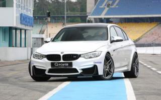 560-сильный тюнинг BMW M3 и M4 от G-Power