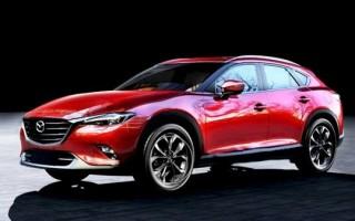 Mazda CX-4 раскрылся на шпионских фото