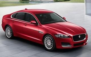 Стильный и современный автомобиль Jaguar