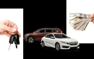 Скупка авто – простота и удобство