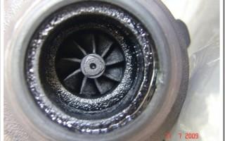 Признаки неисправности турбины двигателя