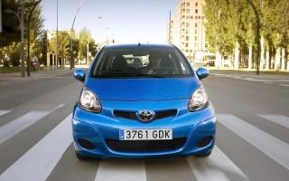 Характеристики Toyota Aygo