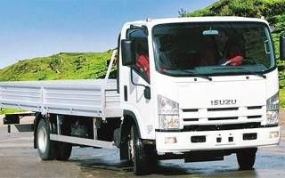 На выставке TIR 2014 продемонстрированы новые грузовики Isuzu украинского производства