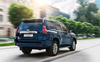 Toyota Land Cruiser Prado 2018 скоро в России