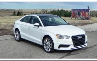 Навигация Audi A3