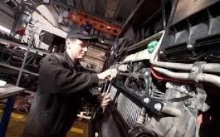 Особенности ремонта грузового автомобиля