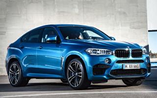 BMW X6 M (F86) & BMW X5 M (F85)