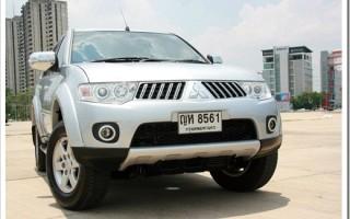 Mitsubishi Pajero Sport: характеристики