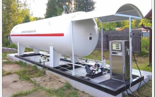 Модульные АГЗС — что это, какое оборудование входит в состав моделей и для чего применяется