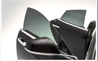 Тонировка стекол автомобиля в домашних условиях