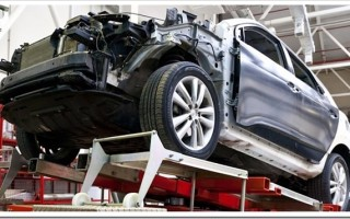 Что такое кузовной ремонт авто