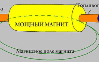 Есть ли польза от магнитного активатора топлива?